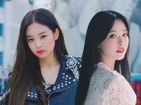 Olivia Hye going to kill Jennie from blackpink