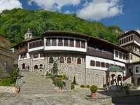 Kloster Sveti Jovan Bigorski in Nordmazedonien