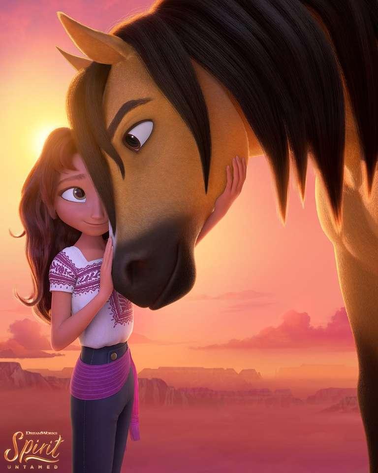 Ajude um cavalo