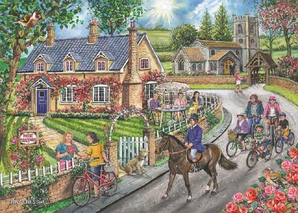 Αγγλικό χωριό.