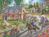 Английско село.