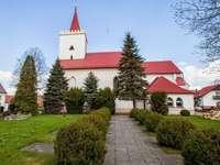 Church in Zalesie Śląski
