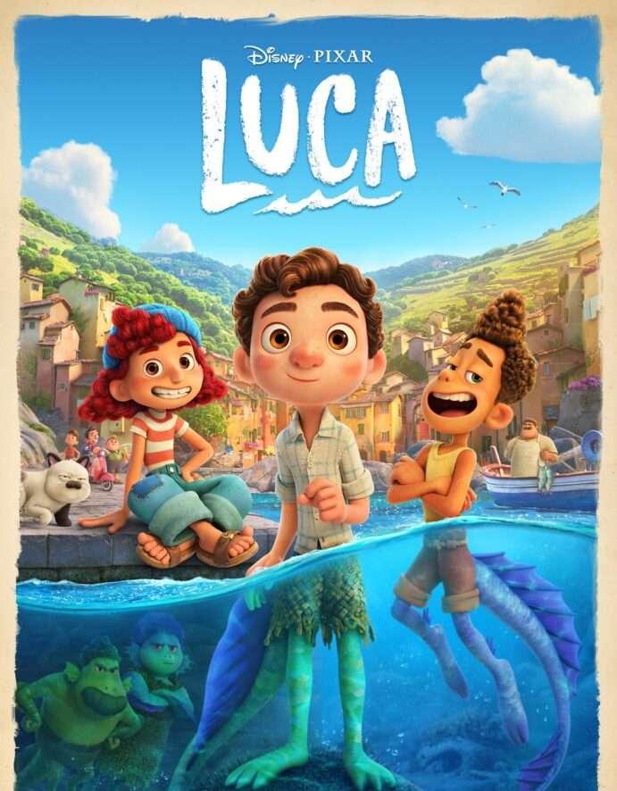 New Luca Poster