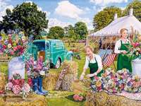 The Florists Round