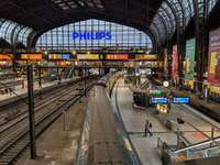 Hauptbahnhof - Αμβούργο - Γερμανία