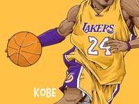 Kobe basket.