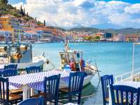 Griechische Insel