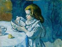Pablo Picasso - Blue Time