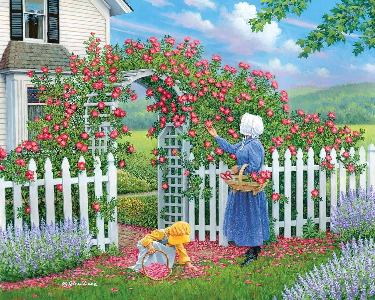 The Rose Arbor