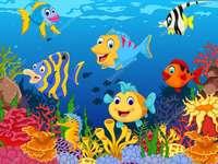 θαλάσσια ζώα