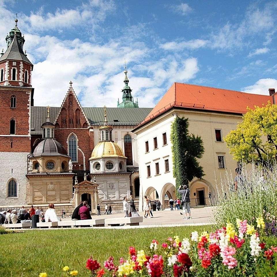 Krakkó-Wawel