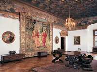 Zygmunts kammare på Wawel