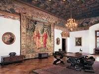 Cámara de Zygmunt en Wawel