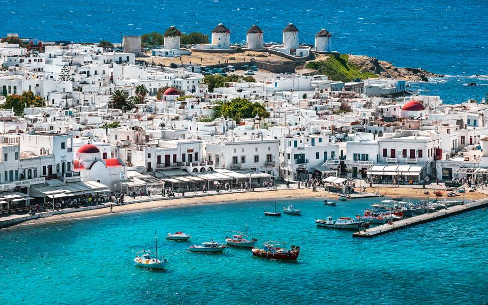 Grekisk ö