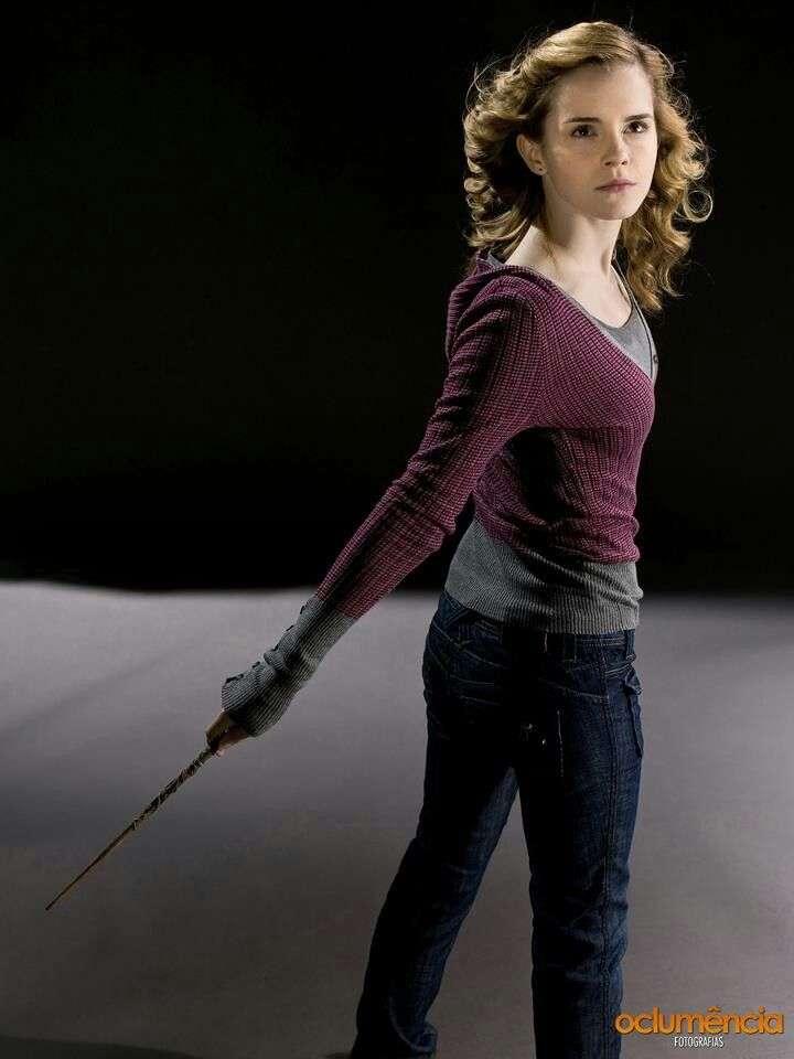 Cazzo Hermione Granger !!!!!!!!!
