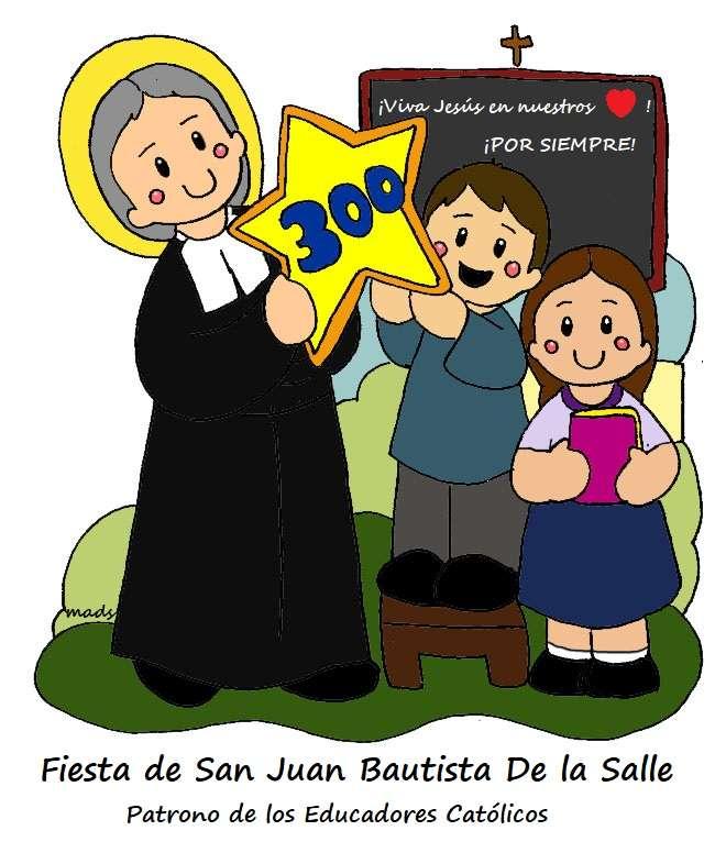 San Juan Bautista de la Salle.