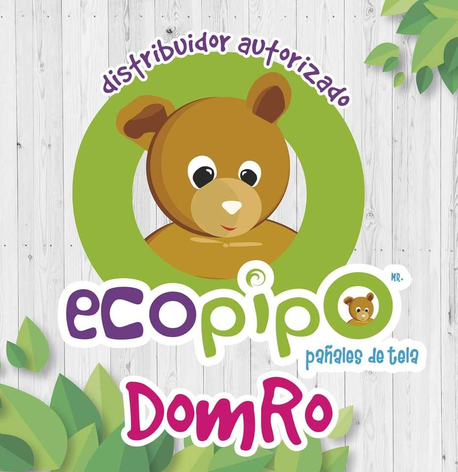 EcoPipo Dido. pussel