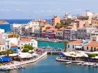 Kreta i Grekland