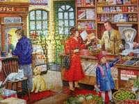 Puzzle gyerekeknek - a boltban