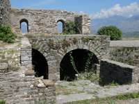 Former walls