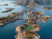 Norvégia.