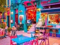 Colores de Estambul