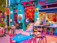 Istanbul färger