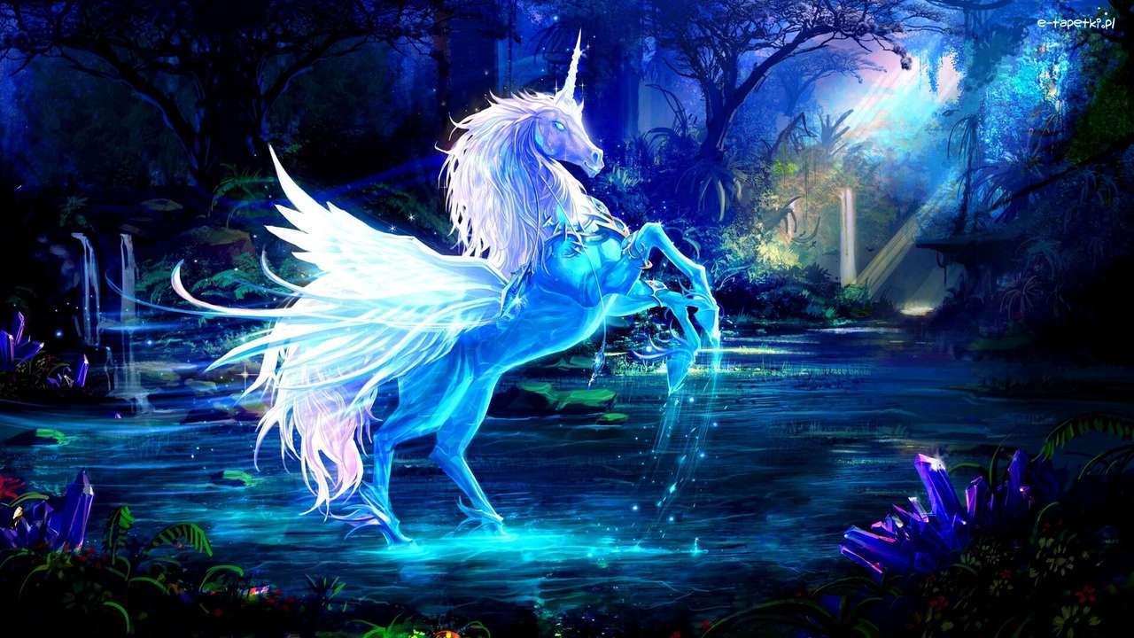 Blue Pegasus.