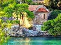 Poros Grego Island.