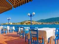 Poros grekisk ö