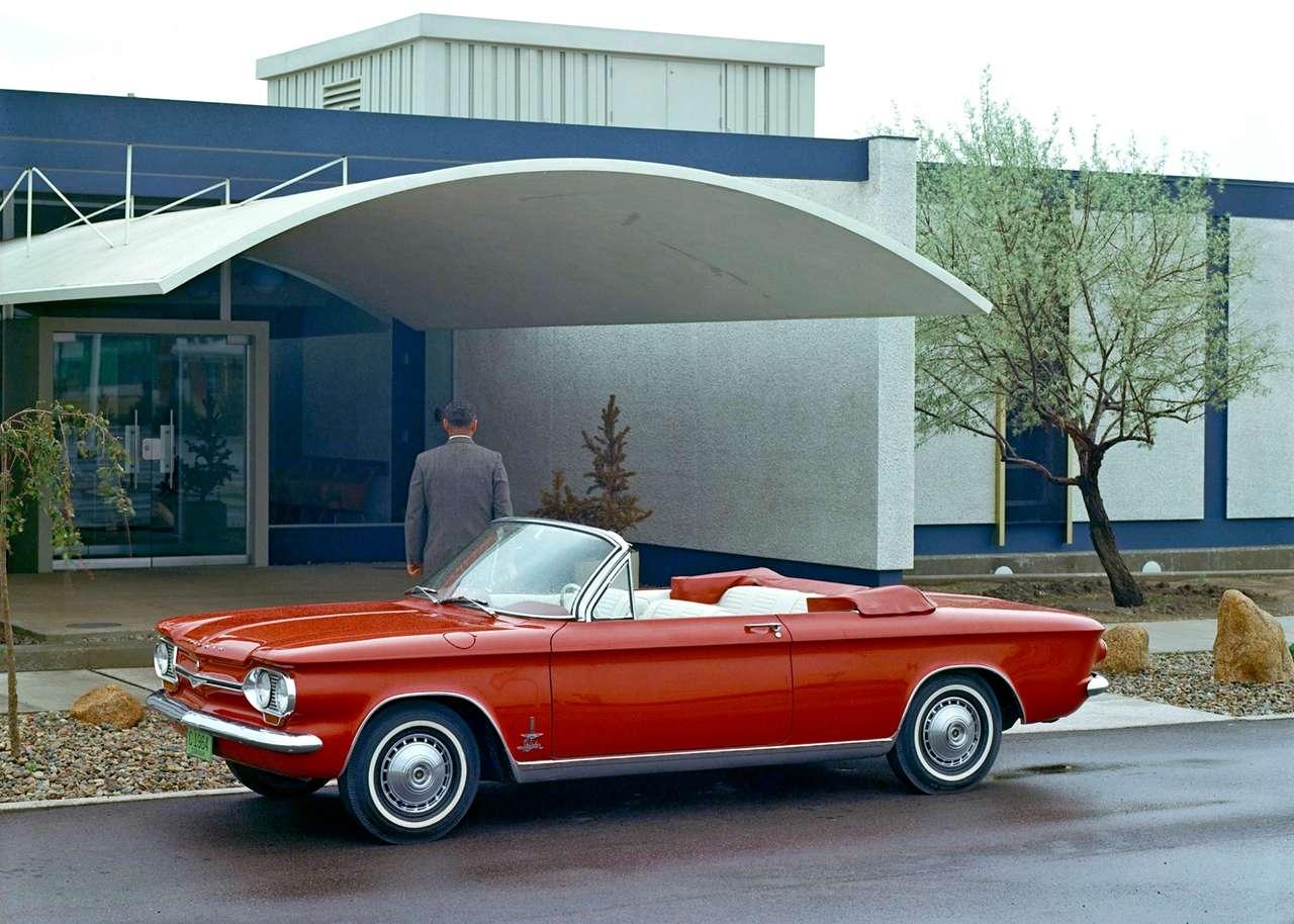 1964 Chevrolet Corvair Monza Spyder 900 Cabrio Puzzle