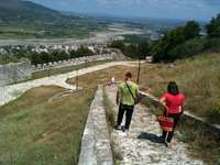 Castelo de Berat.