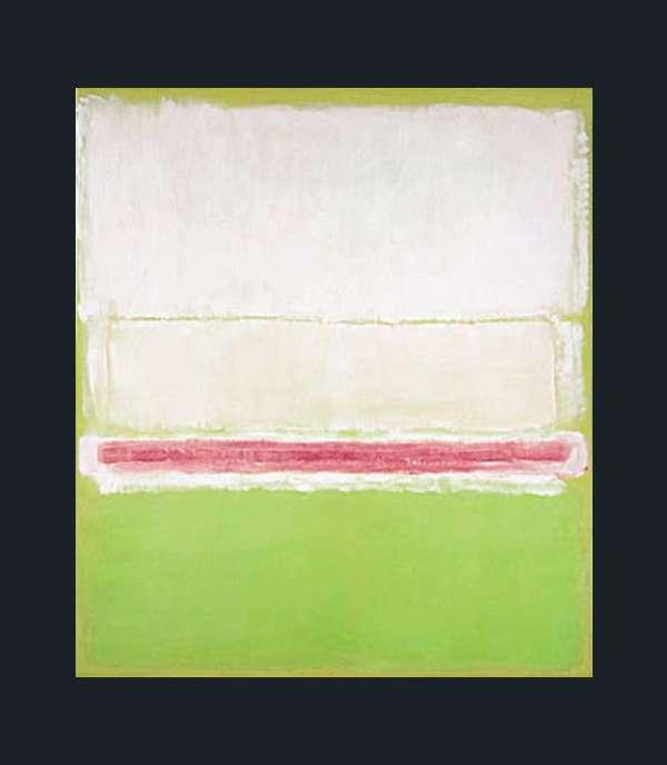 Rothko, konst för barn 2 pussel