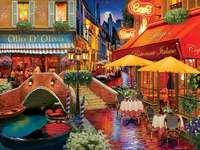 Hotel v Benátkách