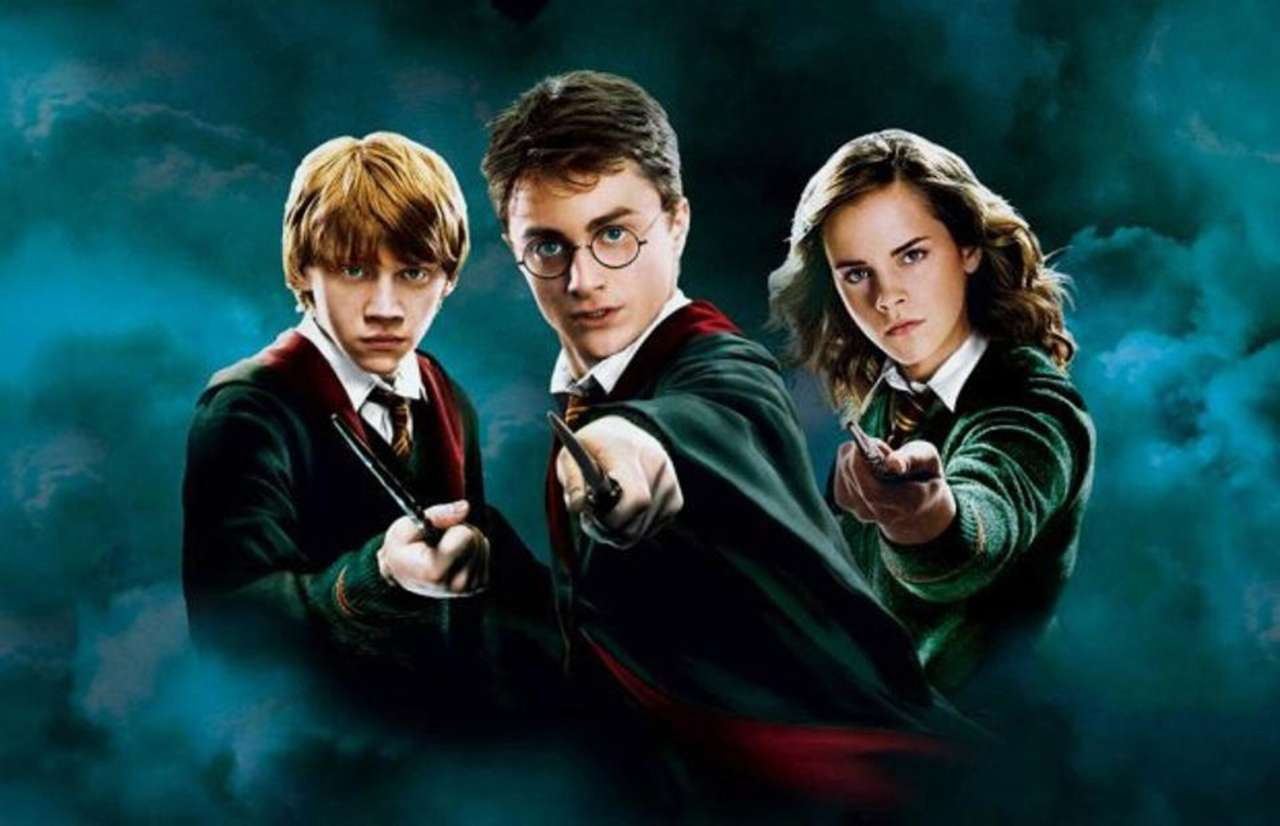 Хари, Рон и тази ужасна мис Грейнджър