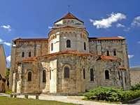 Uma igreja românica