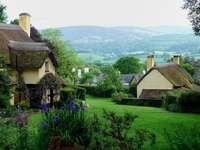 Vila de Seleworthy, Exmoor.