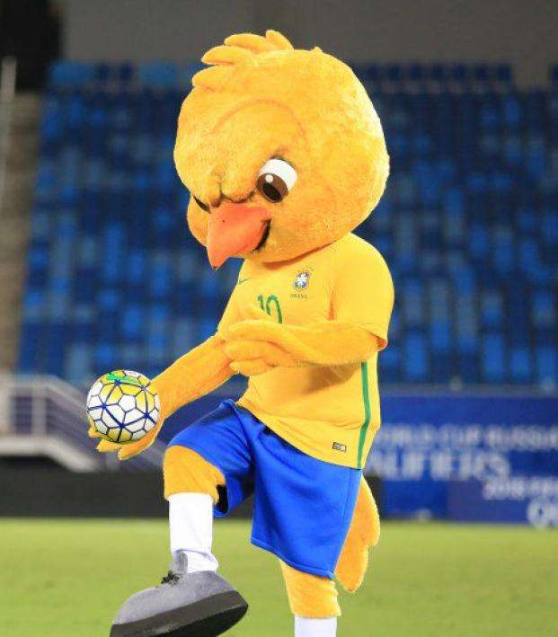 Kaczor - Mascot på idrotts-olympiska spelen