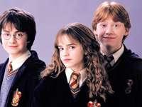 Golden Trio.