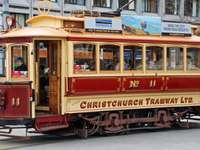 Τραμ στη Νέα Ζηλανδία