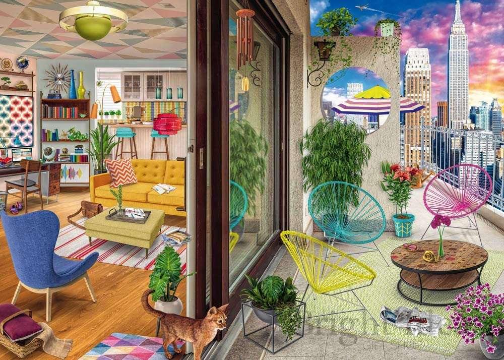 Egy gyönyörű lakás
