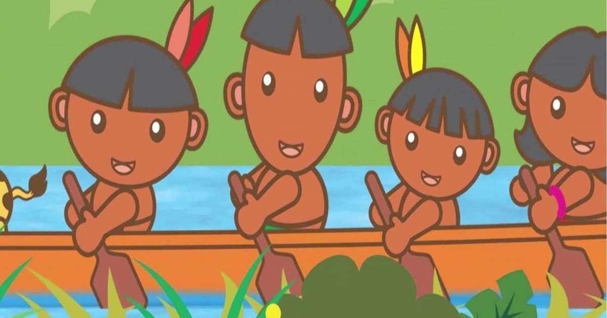 First inhabitants of Brazil