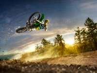 Dirt Bike Flight