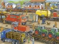 Μέτρα μεταφοράς - Σταθμός PKP