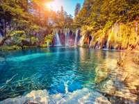 Parc national des lacs Plitvice