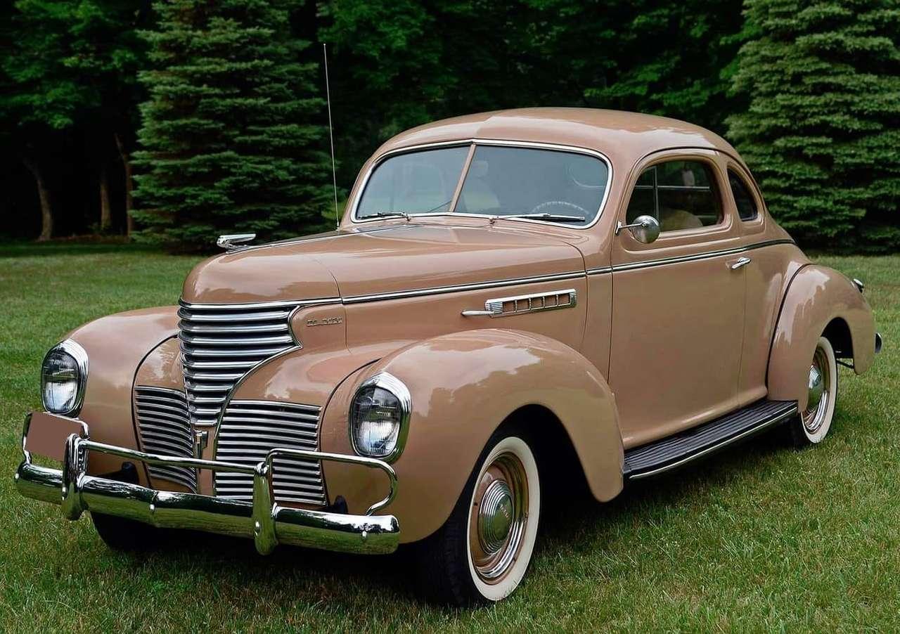 1939 DeSoto Coupe