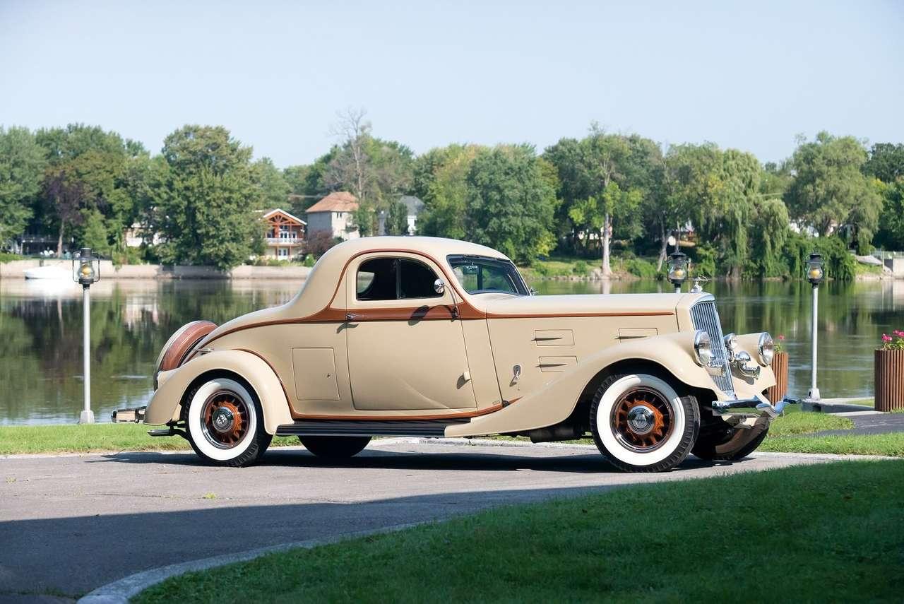 1934 Pierce-arrow Modell 840A Coupe