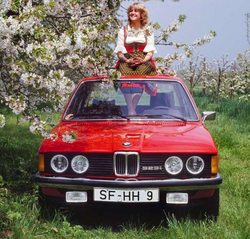 1978 BMW 323I.