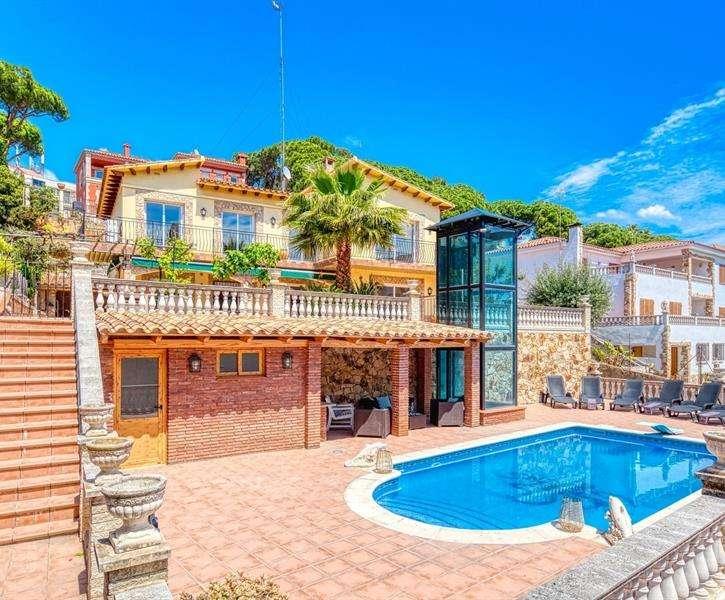 Villa Dolce Vita in Spain