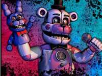 FUNTIME Freddy Syster Plats